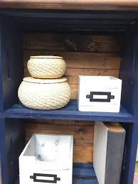 my wood crate nightstand hometalk