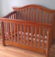 Mini Crib With Attached Changing Table Nursery Decors Furnitures Convertible Cribs With Changing