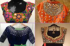 best blouse 23 best pics of rajasthani mirror work blouse designs