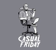 Friday The 13th Memes - casual friday the 13th tshirtvortex