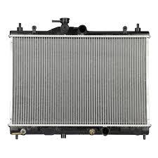 nissan versa radiator fan not working amazon com spectra premium cu2981 complete radiator for nissan