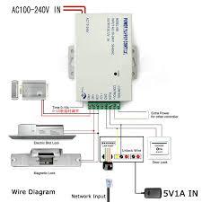 ennio sywifi002 wireless video door phone intercom system ir night