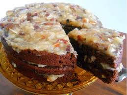 vegan german chocolate cake keeprecipes your universal recipe box
