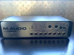 B Otisch Weiss Test M Audio M Track Quad Audiointerface Seite 2 Von 4