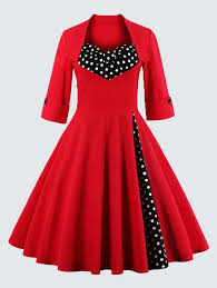 Plus Size Vintage Dresses For Women Cheap Online Free Shipping