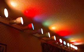 midi controlled lighting unit