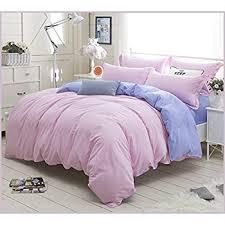 Quilt Duvet Covers Amazon Com Moreover 4 Pieces Pink Bedding Lightweight Microfiber
