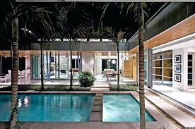 house plans with courtyard pools house plans with courtyard pools contemporary courtyard house plan