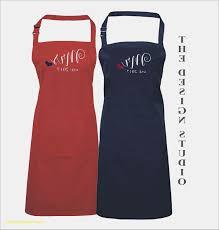 tablier de cuisine professionnel personnalisé tablier cuisine personnalisé inspirant tablier cuisine