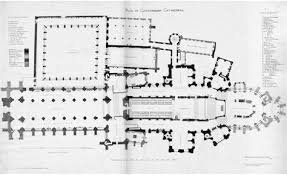 canterbury cathedral floor plan collection of canterbury cathedral floor plan english medieval