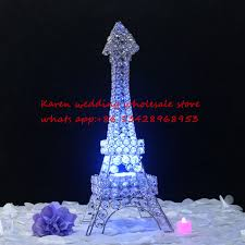 eiffel tower centerpiece compare prices on eiffel tower centerpiece online shopping buy