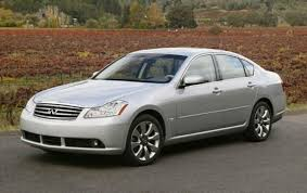 2006 infiniti m45 information and photos zombiedrive