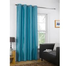 Blue Silk Curtains Turquoise Faux Silk Curtains For Living Room Best Curtains