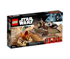 star wars battlefront target black friday lego star wars desert skiff escape 75174 target exclusive 24