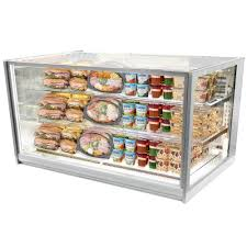 merchandise display case drop in refrigerated display case drop in display cabinet