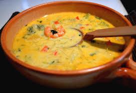 cuisiner rapide cuisiner recette rapide et facile de soupe aux fruits de mer