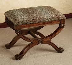leopard stool chair bar stools