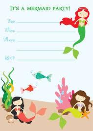 72 best mermaid birthday party images on pinterest mermaid