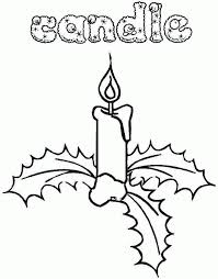 christmas lights coloring page coloring home