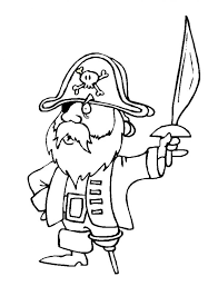 pirate treasure coloring pages open chest cartoons free print