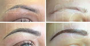tattoo eyebrows lancashire semi permanent makeup training course finishing touches