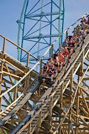Bizarro Six Flags Great Adventure America U0027s 10 Best Roller Coasters U2013 Intamin 1 Intamin