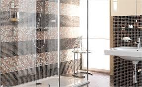 bad mit mosaik braun modernes badezimmer braun mosaik lecker on moderne deko idee oder