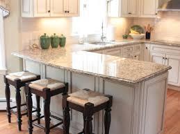 Breakfast Bar Ideas For Small Kitchens Small U Shaped Kitchen With Breakfast Bar Streamrr Com