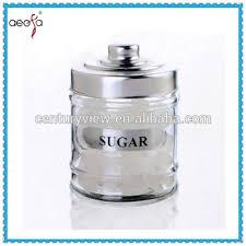 glass tea coffee sugar jars find best seller coffee table