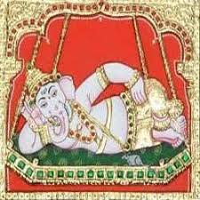 tanjore paintings in thanjavur tamil nadu thanjavur paintings