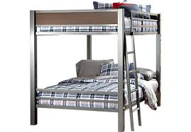 Find Bunk Beds Louie Gray Bunk Bed Bunk Beds And Bunk Bed