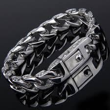 titanium men sturdy titanium men s bracelet for real men with style 100 fab deals