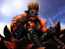 afro samurai anime battle vash the stampede vs afro samurai battles comic vine