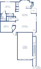 100 garage floor plan sunset homes of arizona experienced