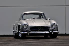 1955 mercedes benz 300sl gullwing sport classic old vintage