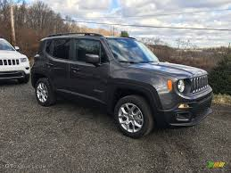 jeep renegade exterior granite crystal metallic 2016 jeep renegade latitude 4x4 exterior