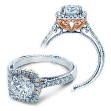 engagement rings for sale verragio engagement rings 5013r 4 gld 0 45ctw setting