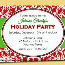 christmas dinner invitation wording sample cute christmas party invitations wording with green polka