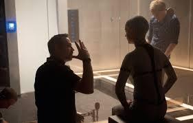 Ex Machina 2015 Behind The Scenes Ex Machina 2015 Deep Fried Movies