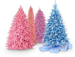 shop colorful christmas trees by collection treetopia