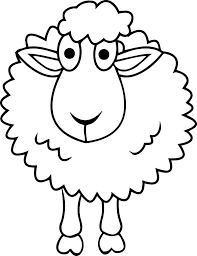 35 sheep coloring pages coloringstar