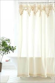 Stand Up Shower Curtains Curtain Shower Curtain Length 36 Inch Wide Shower