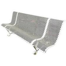 Steel Garden Bench Antique And Vintage Patio And Garden Furniture 2 074 For Sale At