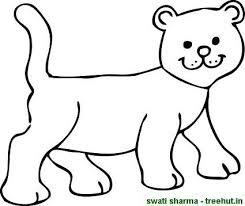 lion cub coloring coloring