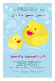rubber duck baby shower rubber duck free baby shower invitation template greetings island