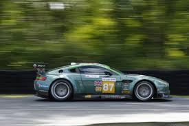 aston martin racing green aston martin racing at le mans photos 1 of 47