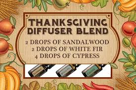 thanksgiving fall diffuser blend essential oils for guide