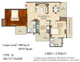 river heights phase2 floor plan landcraft developers pvt ltd