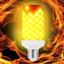 novelty lights free shipping code led flame light bulb emulation flaming decorative l 5 23 free