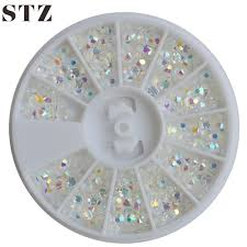 popular beautiful nail rhinestones buy cheap beautiful nail